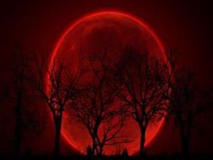 Lunar Eclipse Full Moon Libra